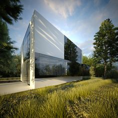 S3NS - House 15 by S3NS Architektura - Igor Kazmierczak, via Behance