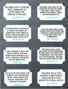 The Best Yes Printable Verse Cards.  Free Printable from www.thebloggingpastorswife.com