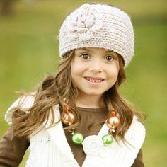 Knitted Fashion Woolen Headband In Crochet Style | Headbands For Women