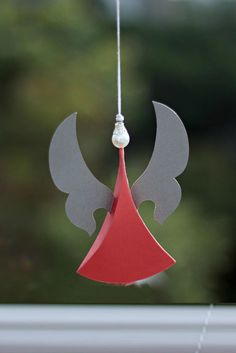 Blogged: www.allthingspaper.net/2015/10/sculpted-paper-ornaments-a...