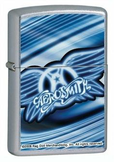 """Zippo Aerosmith Street Chrome Pocket Lighter by Zippo. $27.00. The World Famous Zippo® Guarantee Any Zippo metal product, when returned to our factory will be put in first class condition free of charge, for we have yet to charge a cent for the repair of a Zippo metal product, regardless of age or condition. The finish, however, is not guaranteed. This guarantee gives you specific legal rights and you may also have other rights which vary from state to state. """"It works or..."""