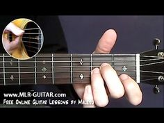 "How to play ""Dust In The Wind"" - MLR-Guitar Lesson #1 of 6 (+playlist)"