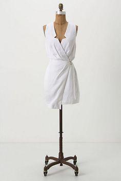 Dorian Vest Dress - Anthropologie.com