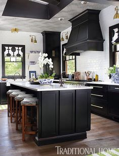 Marcus Design: Before & After | Designer Showhouse Kitchen