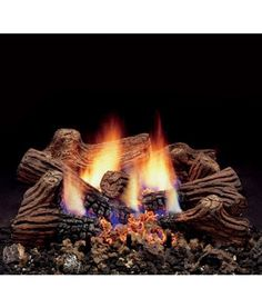 Monessen Charred Timber Vent-Free Gas Log Set With Burner $760.50