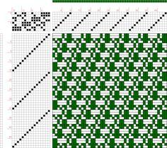 draft image: 08017, 2500 Armature - Intreccio Per Tessuti Di Lana, Cotone, Rayon, Seta - Eugenio Poma, 8S, 16T