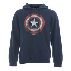 captain america Hoodies | Captain America Hoodie around £18
