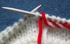 Tõstetud kirju nöör Mittens, Stitch, Knitting, Crochet Patterns, Band, Tejidos, Manualidades, Stitching, Voyage
