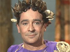 Kenneth Connor in Carry On Cleo