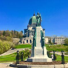 Mont Real, Montreal Quebec, Saint, Joseph, Taj Mahal, Instagram, Building, Travel, Voyage