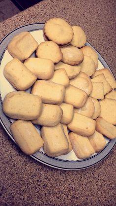 My delicious shortbread cookies !
