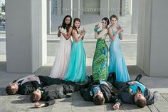 Prom group photo – fun prom ideas – dead guys – charlies angels www.shannonguypho… Prom group photo – fun prom ideas – dead guys – charlies angels www. Homecoming Poses, Homecoming Pictures, Prom Photos, Senior Prom, Prom Pics, Prom Group Poses, Prom Picture Poses, Poses Photo, Picture Ideas