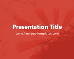 Australia powerpoint template is a blue template with images of the japan powerpoint template is a red template with appropriate background image of japanese symbols which you toneelgroepblik Images