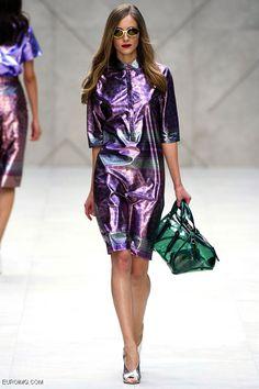 Burberry London Fashion Week 2013