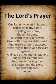 Our Lord's Prayer, Prayer For Fathers, Prayer Scriptures, Bible Prayers, Faith Prayer, Power Of Prayer, The Miracle Prayer, Catholic Prayers Daily, Jesus Prayer