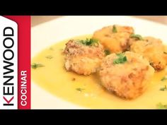 Como preparar unas deliciosas albóndigas con Cooking Chef de Kenwood - YouTube