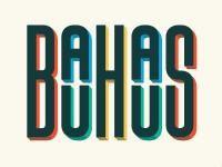 Bauhaus by Lauren Dickens