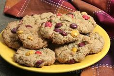 oatmeal cookie will catch the eye of all the youngsters. These cookies ...