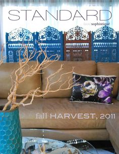 #ClippedOnIssuu from Standard Issue 7, Fall Harvest 2011
