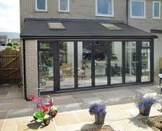 For lean-to conservatories in Barrow, Ulverston or Cumbria call Wardgroup on 01229 Buy a budget conservatory with customer service guaranteed. Orangerie Extension, Extension Veranda, Conservatory Extension, House Extension Design, Extension Designs, Glass Extension, Roof Extension, Extension Ideas, Lean To Conservatory