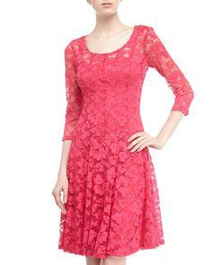 Cheetah b cocktail dress pink
