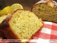 Yumuşacık Limonlu Kek