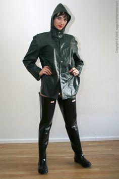 Wellies Boots, Rain Boots, Shoe Boots, Mudding Girls, Leather Boots, Leather Jacket, Rubber Raincoats, Pvc Raincoat, Rain Gear
