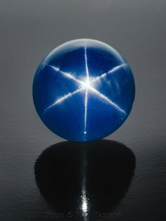 The famed 'Star of Asia' weighing 330 carats and purchased by the Smithsonian in 1961. It is of Burmese origin and was once owned by the Maharajah of Jodhpur. Renowned for its impressive size, intense color and sharp star, the Star of Asia, which weighs 330 carats, is one of the world's finest star sapphires.