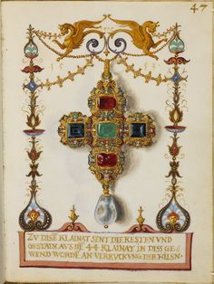 Jewel Book of the Duchess Anna of Bavaria — Viewer — World Digital Library