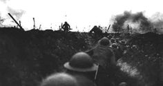 British soldiers in the trenches on the Western Front during the first World War. Italy famously changed sides in 1915, entering the war on ...