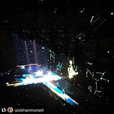 #Repost @siobhanmoneill ・・・ Quite spectacular #U2 #Montreal #u2ietour #u2mtl