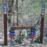 """Cedar Hill State Park DORBA Trail - Texas 
