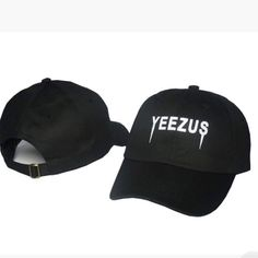 Yeezus baseball hat ✨COMING SOON Yeezus baseball hat ✨✨ Yeezy Accessories Hats