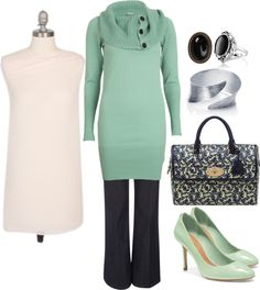"""""""Casual Outfit ft. the Lotus Breeze Haute Hijab"""" by dmwafa on Polyvore"""
