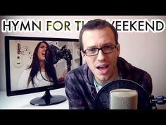 Coldplay - Hymn for the Weekend (Vyel Cover feat. Sophia Omarji) - YouTube