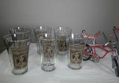 Vintage Coca Cola Glasses | Collectibles, Advertising, Soda | eBay!