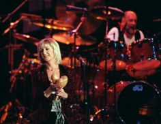 For those of you who haven't stopped thinking about a tomorrow when Christine McVie returns to Fleetwood Mac, your wishes have been granted.