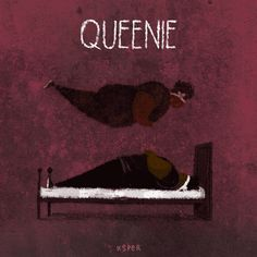 Queenie - by ksper