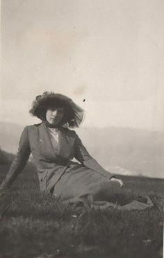 Grand Duchess Tatiana Nikolaevna Romanova in 1914