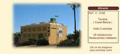 V148 Hotel 3 estrellas en venta. http://www.lancoisdoval.es/empresas-en-venta.html