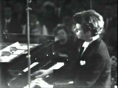 Рахманинов, Концерт № 2 для фортепиано - Ван Клиберн [Rachmaninoff Concerto № 2 for piano - Van Cliburn]