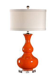 LACQUER VASE LAMP  Wildwood Lamps - MarketPlace Collection #wildwoodlamps