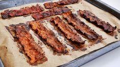 Bacon, Vegan, Cooking, Breakfast, Food, Kitchen, Morning Coffee, Essen, Meals