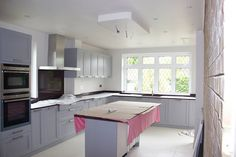 A beautiful kitchen in any property can make a huge lifestyle statement Worxzone Ltd. Kitchen Installation, Beautiful Kitchens, Table, Lifestyle, Furniture, London, Space, Home Decor, Floor Space