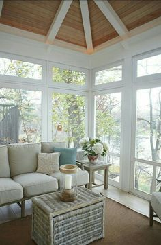 I want these windows in my sunroom