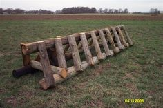 fence cross country jump