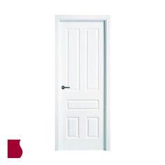 Modelo 9450 AR / LACADA BLANCA / Colección Lacada / Puertas de interior Sanrafael