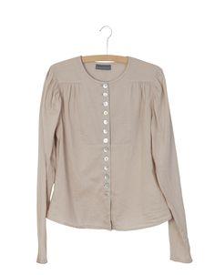 Nygårdsanna big button blouse
