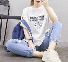 nice #korean, #fashion, #ootd... by http://www.globalfashionista.xyz/korean-fashion-styles/korean-fashion-ootd-3/