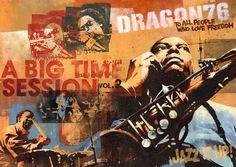 jazz illustration by Dragon76